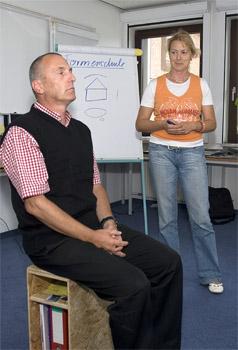 Lernen macht Spaß! Ausbildung zum Kommunikationstrainer bei Paracelsus im Jahr 2009